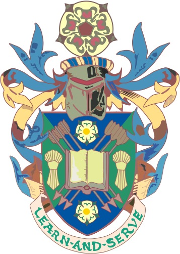Coat of arms (crest) of Sheffield Hallam University