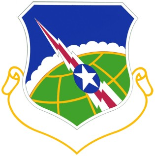 Coat of arms (crest) of the 23rd Air Division, US Air Force