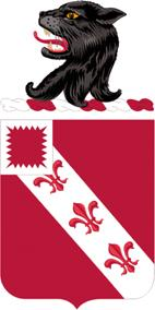 Arms of 11th Engineer Battalion, US Army