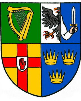 Irish provincial arms