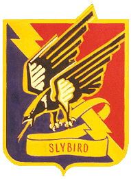Coat of arms (crest) of the 353rd Fighter Group, USAAF