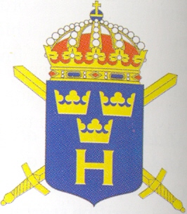 Coat of arms (crest) of the Home Guard Staff, Sweden
