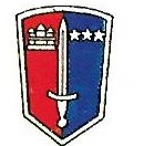 Coat of arms (crest) of the Military Equipment Delivery Team Cambodia, US Army