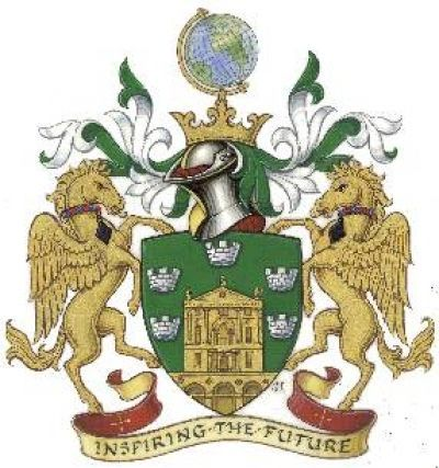 Arms of Royal Society for the encouragement of Arts, Manufactures and Commerce