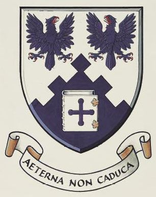 Arms of Clongowes Wood College