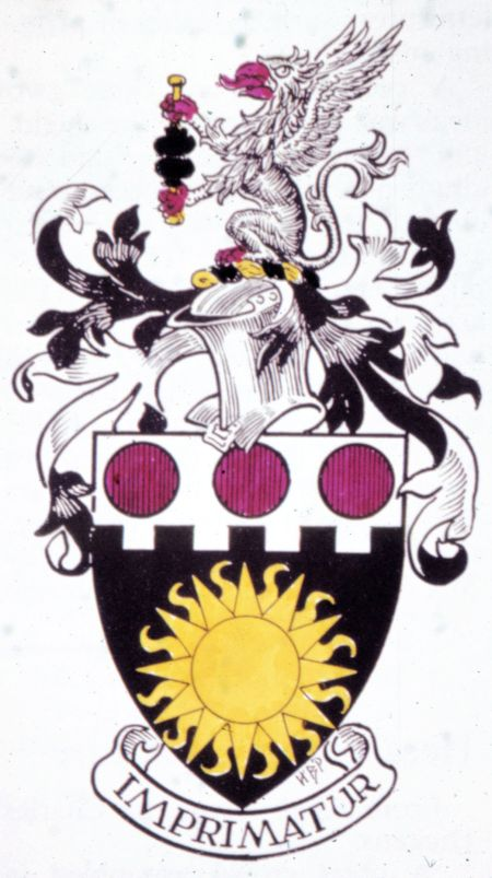 Arms of Institute of Printing