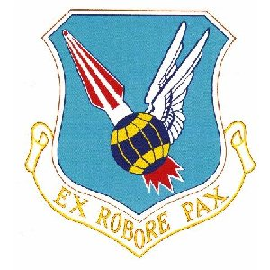 Coat of arms (crest) of the 2705th Airmunitions Wing, US Air Force