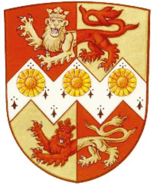 Arms of Norfolk and Norwich University Hospital