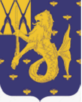 Coat of arms (crest) of the 43rd Infantry Regiment, US Army