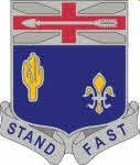 Arms of 155th Infantry Regiment, Mississippi Army National Guard