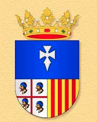 Coat of arms (crest) of the Infantry Regiment Aragón No 17 (old), Spanish Army