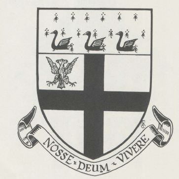 Arms of St. George's College (University of Western Australia)