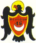 Coat of arms (crest) of the 15th Division