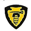Coat of arms (crest) of the 64th Cavalry Division, US Army