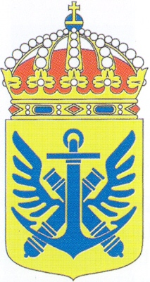 Coat of arms (crest) of the 13th Helicopter Squadron, Swedish Navy