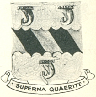 Coat of arms (crest) of the 53rd Service Group, USAAF