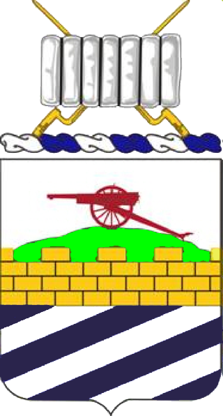 Coat of arms (crest) of the 7th Infantry Regiment, US Army