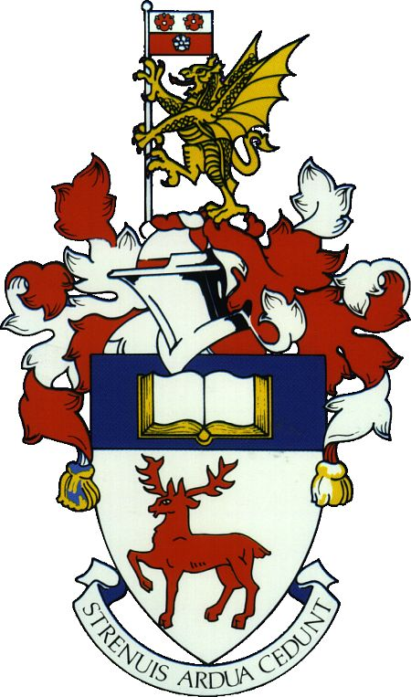 Coat of arms (crest) of University of Southampton