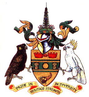 Arms (crest) of Doncaster and Templestowe