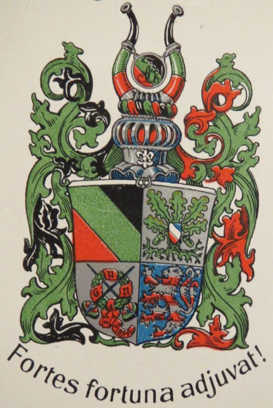 Arms of Corps Chattia zu Darmstadt