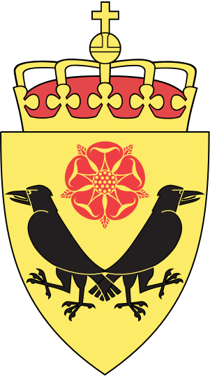 Coat of arms (crest) of the Intelligence Service, Norwegian Army