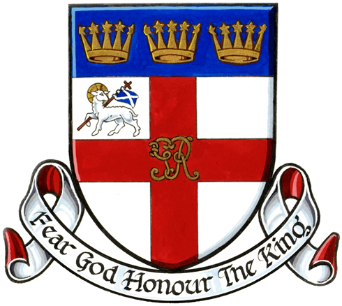 Arms of Parish of St. Andrews