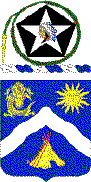 Arms of 9th Infantry Regiment, US Army