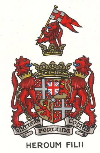 Arms of Wellington College