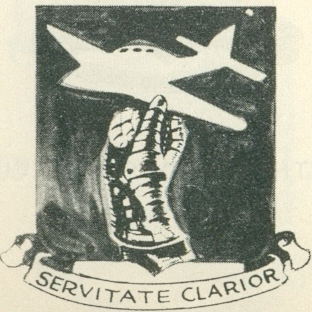 Coat of arms (crest) of the 25th Air Depot Group, USAAF