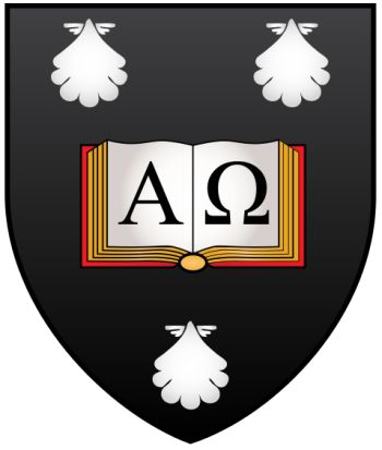Arms of Linacre College (Oxford University)