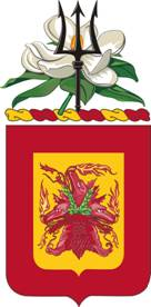 Coat of arms (crest) of the 204th Air Defense Artillery Regiment, Mississippi Army National Guard
