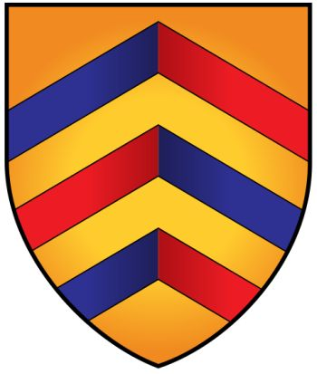 Arms of Merton College (Oxford University)
