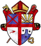 Arms of Diocese of the West, APA
