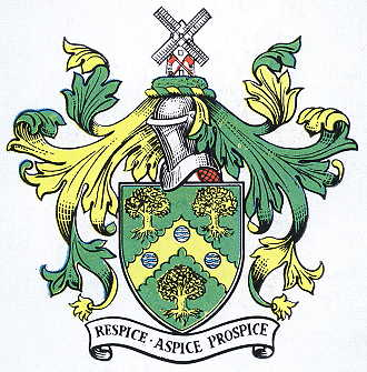 Arms (crest) of Tettenhall