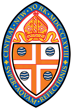 Arms (crest) of Diocese of Central New York