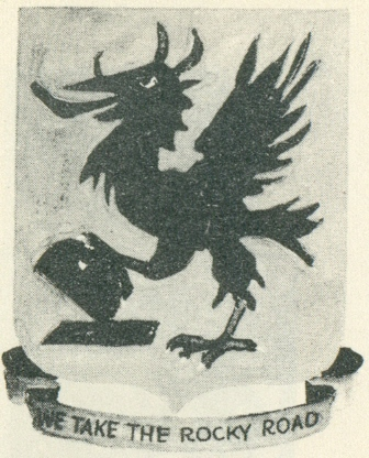 Coat of arms (crest) of the 8th Air Depot Group, USAAF