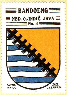 Arms (crest) of Bandung