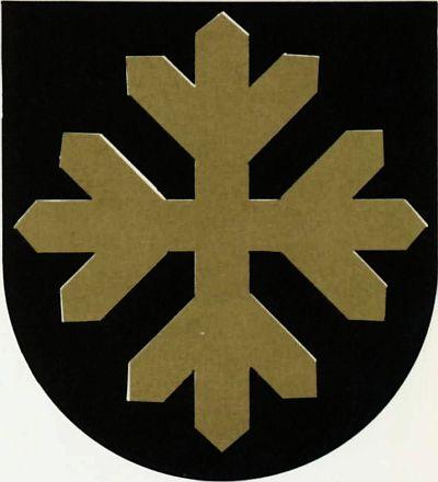 Nilsiä - kuntavaakuna - kommunvapen - Coat of arms - crest of Nilsiä