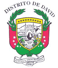 Arms (crest) of David District