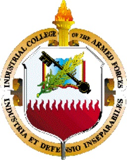Coat of arms (crest) of the Industrial College of the Armed Forces, US