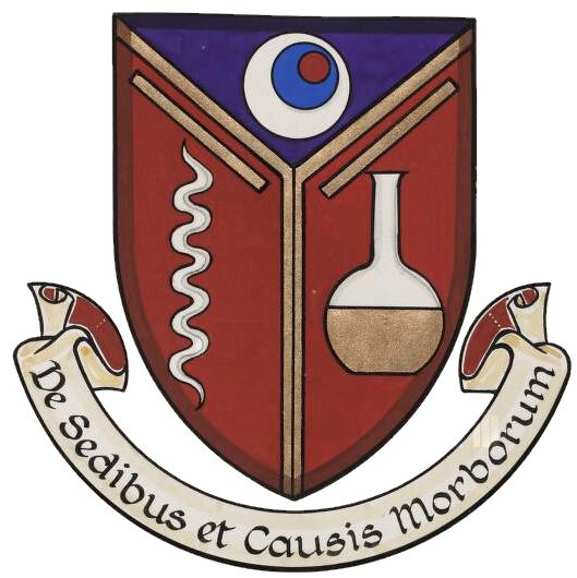 Arms of Royal College of Physicians of Ireland - Faculty of Pathology