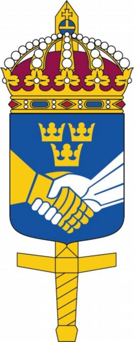 Coat of arms (crest) of the Veteran's Unit, Sweden