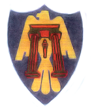 Coat of arms (crest) of the 3650th Military Training Wing, US Air Force