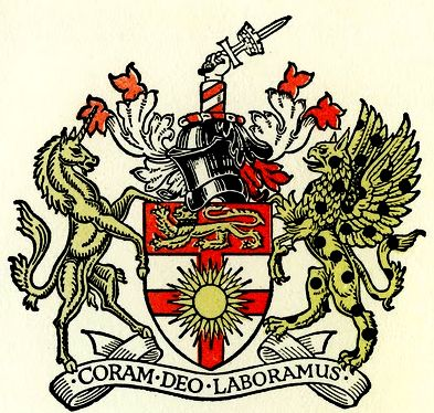 Arms of City and Guilds of London Institute