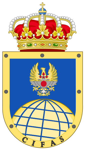 Coat of arms (crest) of the Intelligence Centre of the Spanish Armed Forces, Spain