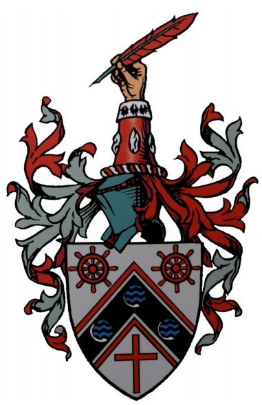 Coat of arms (crest) of Sir John Cass Red Coat School