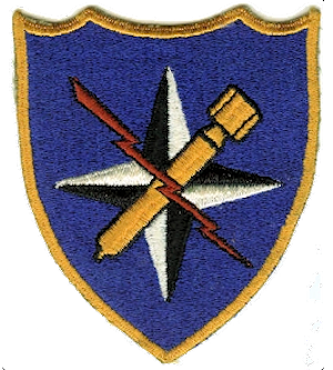 Coat of arms (crest) of the 340th Bombardment Group, USAAF