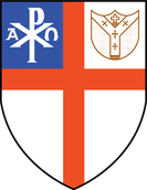 Arms (crest) of Diocese of Mid-America, APA