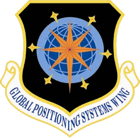 Coat of arms (crest) of the Global Positioning Systems Wing, US Air Force