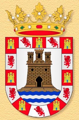 Coat of arms (crest) of the Infantry Regiment Cartagena No 70 (old), Spanish Army
